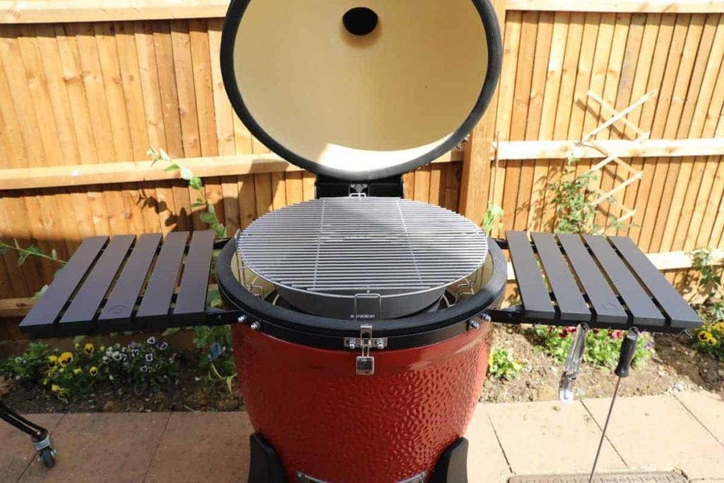 HOW TO SEAR ON A KAMADO Grill